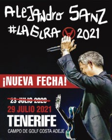 Alejandro Sanz Konzert