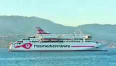 Die Reederei beschreibt das in Sevilla und Vigo gebaute Schiff als die modernste Fähre Europas in ihrer Klasse. Sie ist 138 Meter lang und fährt mit einer Geschwindigkeit von 22 Knoten. Die Innenräume sind modern und stilvoll gestaltet. Fotos: Naviera Armas trasmediterránea