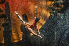 Mit der Show LUZIAplante der Cirque du Soleil diesen Sommer auf Gran Canaria zu gastieren. Doch die Vorstellungen wurden, ebenso wie alle anderen weltweit, abgesagt. Foto: Cirque du Soleil