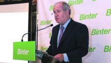 Pedro Agustín del Castillo gibt die Führung der kanarischen Fluggesellschaft Binter auf eigenen Wunsch ab. Foto: EFE