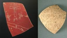 Die gefälschten Schriftzeichen und Symbole weisen zahlreiche Widersprüche und Ungereimtheiten auf. Die Urheber wollten mutmaßlich den Ergebnissen ihrer Arbeit eine historische und wissenschaftliche Bedeutung zuschreiben, die in Wirklickeit nicht besteht. Foto: EFE