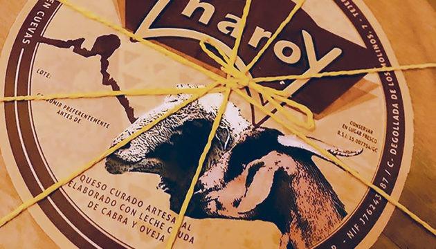 Der gereifte Käse aus Ziegen- und Schafsmilch von Quesos Naroy wurde von der Jury mit der höchsten Punktzahl bewertet.