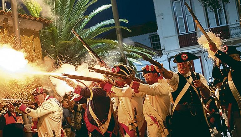 Auf Youtube kann unter https://tinyurl.com/ydcbadne ein Video vom vergangenen Jahr abgerufen werden. Foto: Ayuntamiento de santa cruz de tenerife