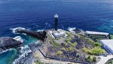 "Der Leuchtturm Faro Cumplida auf La Palma wurde zu einem ""Hideaway"" umgebaut. Foto: FLOATEL"