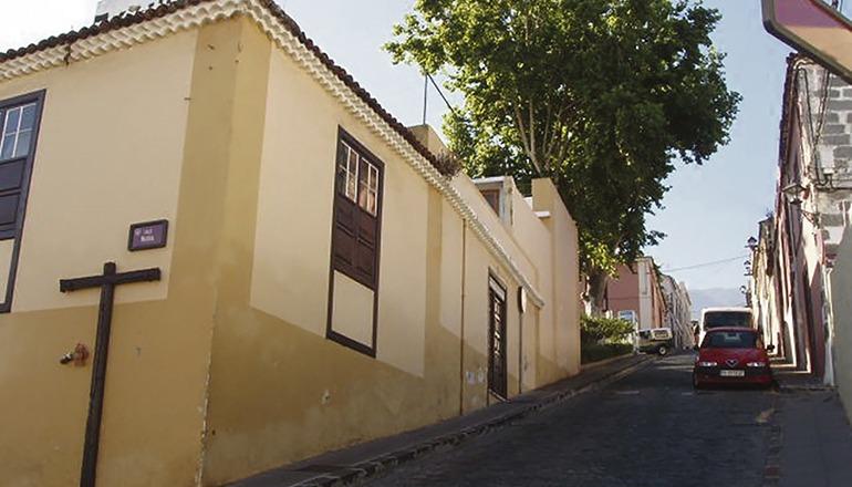"""""""Josefina"""" soll zum Besucherzentrum umgestaltet werden. Foto: Ayuntamiento La Orotava"""