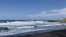 Der Strand Roque de las Bodegas Foto: wb