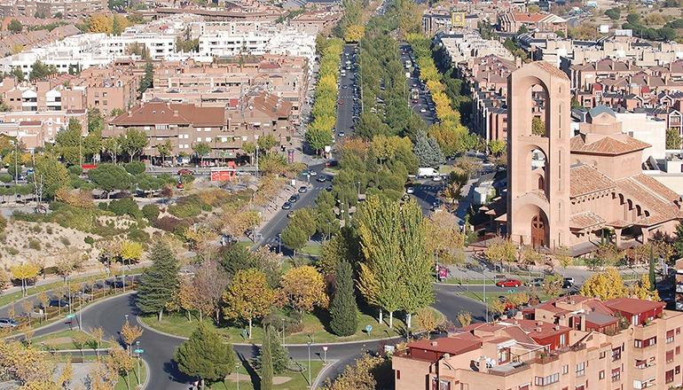 Pozuelo de Alarcón ist die wohlhabenste Stadt des Landes. Foto: Ayuntamiento Pozuelo de Alarcón