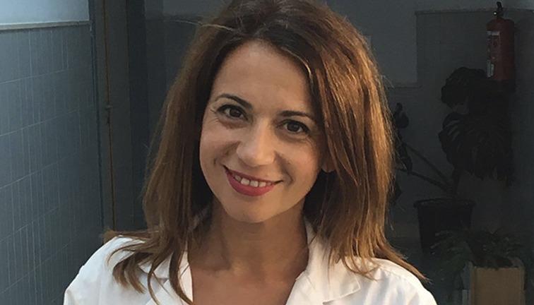 Silvia Calzón, Ärztin aus Sevilla, ist neue Staatssekretärin für Gesundheit. Foto: efe