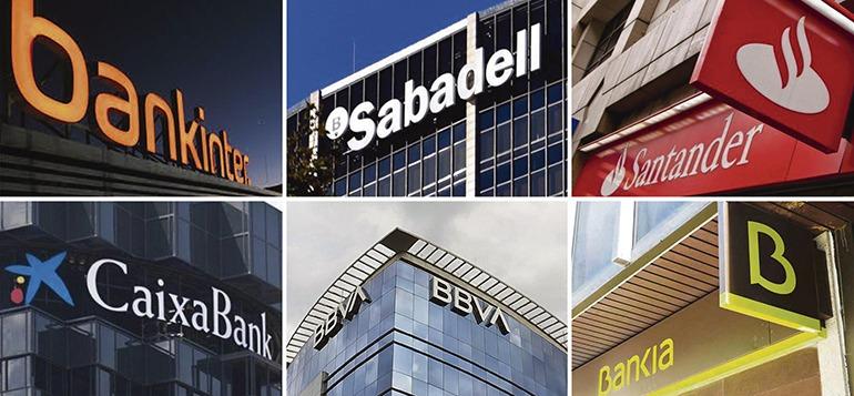 Die IBEX-notierten Banken nutzen die Möglichkeit zur Kurzarbeit nicht.