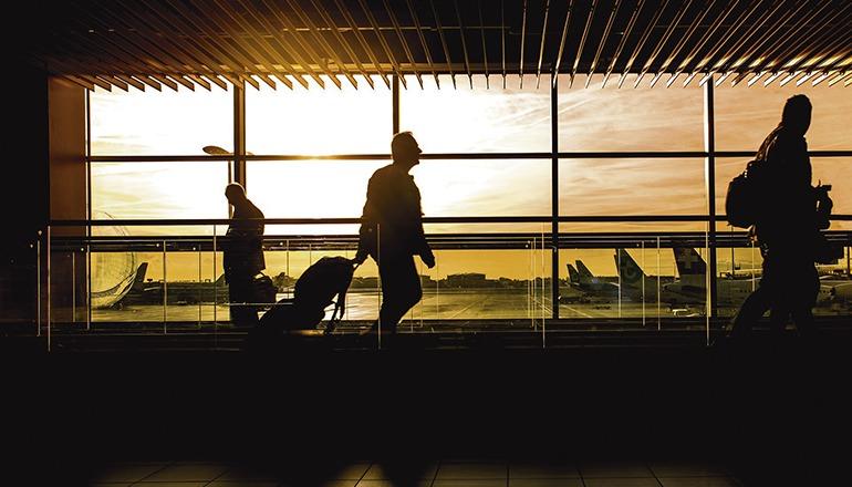 Den kanarischen Reisebüros bricht das Geschäft weg. Foto: PIXABAY