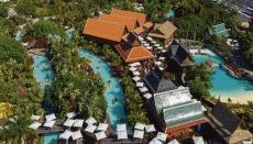 Siam Park und auch alle anderen Einrichtungen der Loro Parque-Gruppe hoffen, dass sie bald wieder Besucher empfangen können. Das Datum der Wiedereröffnung wird über die sozialen Medien bekannt gegeben. Foto: Siam Park