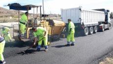 Der Auftrag für die Erneuerung der Fahrbahnen der Straße TF-333 ist erteilt worden. (Symbolbild) Foto: Cabildo de Tenerife