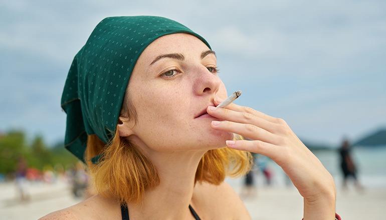 An den Stränden des Gemeindegebiets Santa Cruz soll das Rauchen verboten werden. Foto: PIXABAY