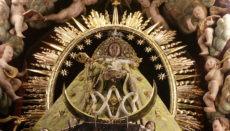 """Die """"Virgen de Las Nieves"""" ist die Schutzheilige der Insel La Palma. Foto: Moisés Pérez"""