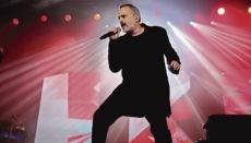 Der bekannte spanische Sänger und Schauspieler Miguel Bosé stellte sich auf die Seite der Gegner der Maskenpflicht und einer möglichen obligatorischen Impfung. Foto: EFE