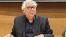 Universitätsprofessor Manuel Castells, seines Zeichens Minister für Universitäten im Kabinett von Pedro Sánchez, war im April von der Bildfläche verschwunden. Foto: efe