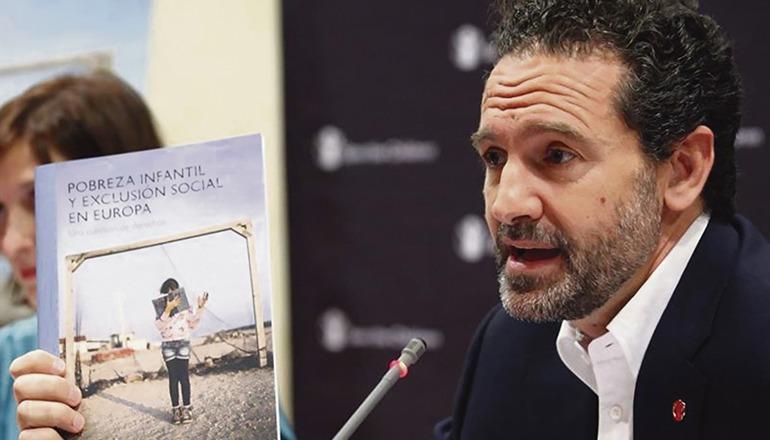 Andrés Conde, Präsident von Save the Children in Spanien Foto: Save the Children