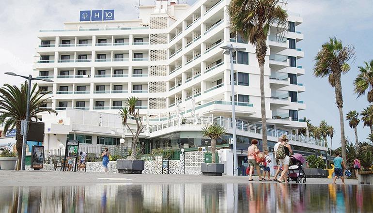 In der Sommerferienzeit blieben auch in den Hotels, die geöffnet hatten, viele Zimmer leer. Die Branche hatte derweil die Hoffnungen auf die Wintersaison gesetzt. Doch diese schwinden zusehends. Foto: EFE