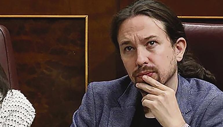 Pablo Iglesias hatte im Urlaub Angst um seine Kinder.
