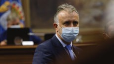 Präsident Ángel Víctor Torres Foto: EFE