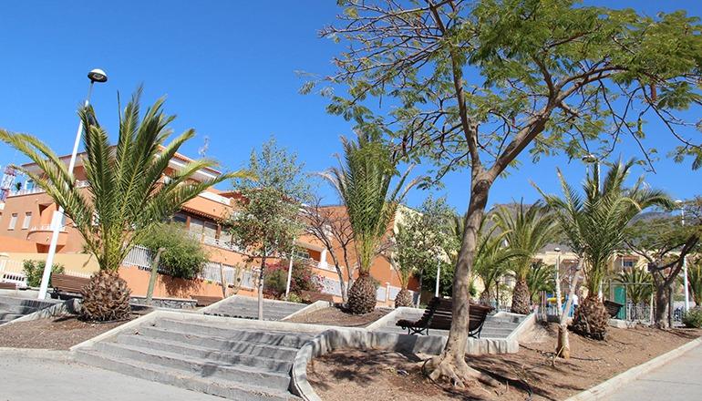 In Adeje macht sich die Reduzierung der Mieten bisher am stärksten bemerkbar. Foto Ayuntamiento Adeje