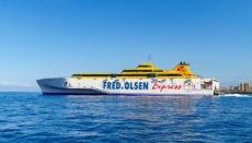Die Benchijigua Express ist eine der Expressfähren der Reederei Fred.Olsen. Foto: Fred.Olsen