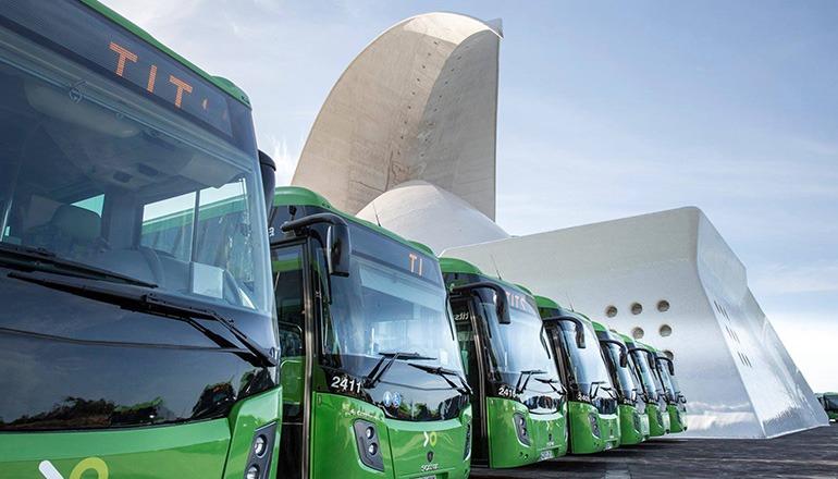 Bald soll in den Bussen der Titsa auch Kartenzahlung möglich sein. Foto: Titsa