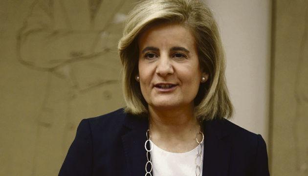 Fátima Báñez hat sich Iberdrola zwei ehemalige Ministerinnen aus dem Kabinett Rajoy in den Aufsichtsrat geholt. Fotos: efe