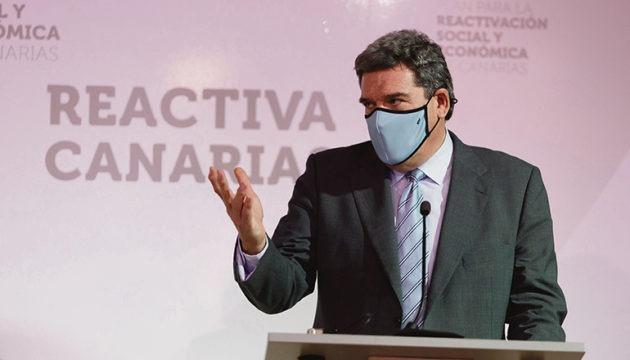 José Luis Escrivá versprach, den Verantwortlichen in Madrid die Lage auf den Kanaren darzulegen.