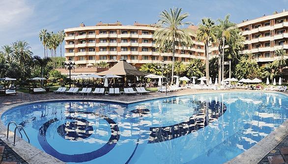 Das luxuriöse Hotel Botánico ist eine Oase der Ruhe fernab des Massentourismus. Fotos: H.B.