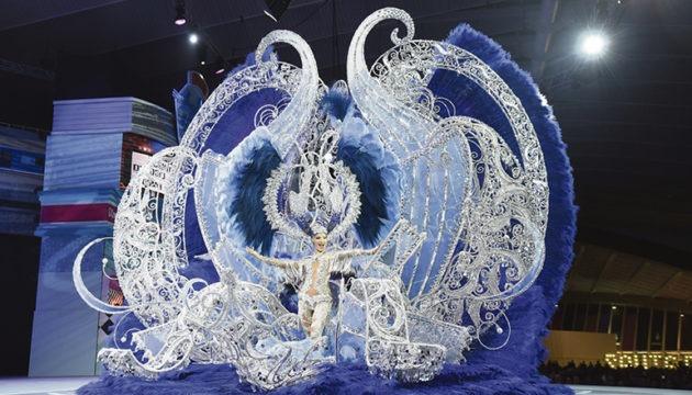 2021 wird es in Santa Cruz de Tenerife erstmals keine Karnevalskönigin geben. Sara Cruz Teja, die am 19. Februar zur Karnevalskönigin 2020 gewählt wurde, ist vorerst die letzte auf dem Thron. Fotos: ayuntamiento de santa cruz de tenerife