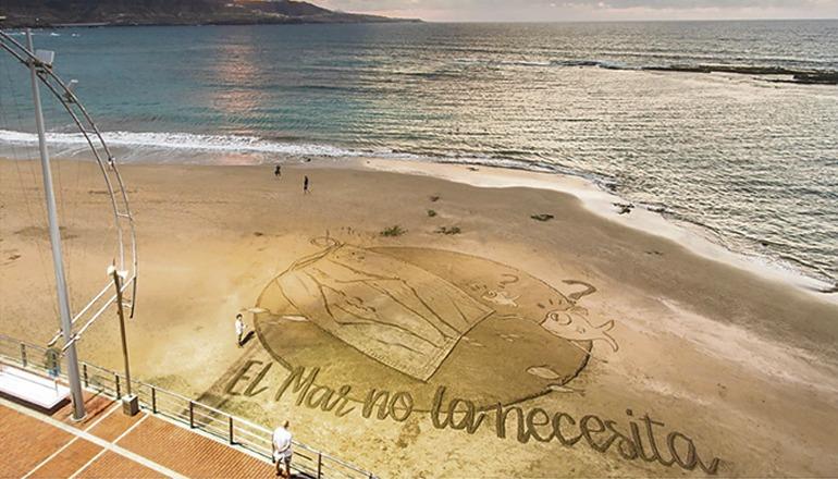 Mahnung aus Sand AYTOGC