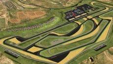 So wie in diesem Modell wird das geplante Motorsport-Zentrum in Atogo unweit des Südflughafens aussehen, wenn es fertiggestellt ist. Foto: CABTF