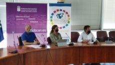 Pressekonferenz des EAPN Canarias zum 10. Armutsreport Foto: EAPN Canarias
