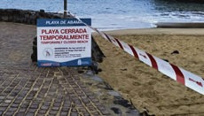 Bürger mit eingeschränkter Mobilität haben endlich auch Zugang zum Strand El Muelle. Foto: Ayuntamiento de Garachico