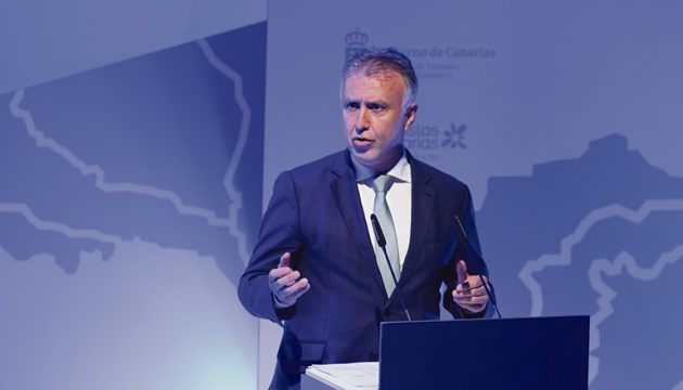 Kanarenpräsident Torres hofft, dass Deutschland die Inseln bald von der Liste der Risikogebiete streicht. Foto: efe