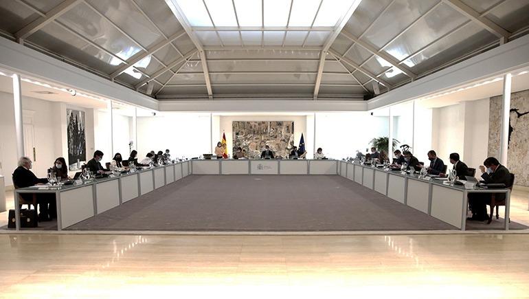 Der Ministerrat hat die Kurzarbeitssonderregelung (ERTE) aufgrund der Corona-Krise nochmals verlängert. Foto: EFE