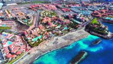 Mehrere Personen, die größtenteils aus dem Senegal stammen, mieteten sich mit falschen Bezahldaten in verschiedenen Hotels im Süden Teneriffas ein. Foto: Fotos Aereas de Canarias