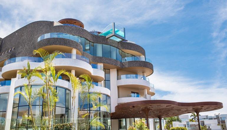 Das Hotel GF Victoria in Adeje bleibt geöffnet. Foto: Grupo Fedola