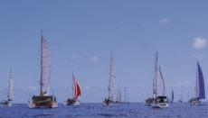 Die Teilnehmer der ARC+ haben mittlerweile Mindelo auf der Insel São Vicente (Kap Verde) erreicht. Foto: wcc/jesus de leon