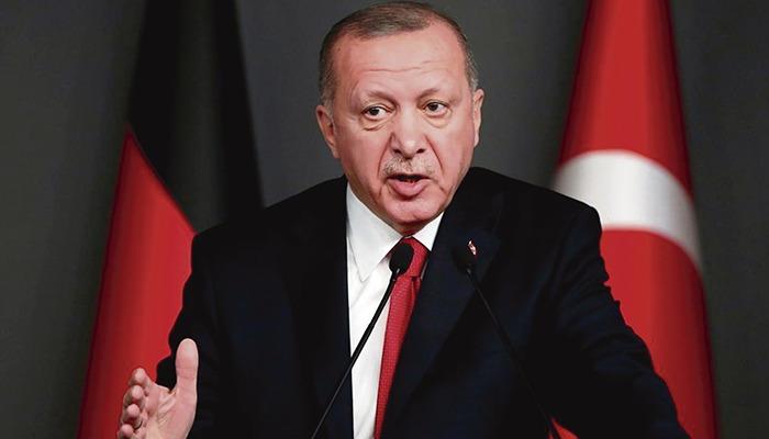 Erdogan_Präsident der Türkei_Foto EFE