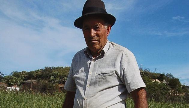 Bauer Manuel Quevedo bei der Gerstenernte Fotos: Jacob Morales (EFE