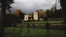 Das berühmte Anwesen in Sada Foto: efe
