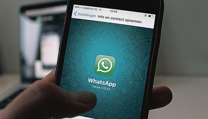WhatsApp ist der am weitesten verbreitete Sofortnachrichtendienst für's Handy. Foto: Pixabay