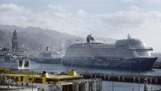 """Die """"Mein Schiff 2"""" soll von November bis März achtzehn einwöchige Kreuzfahrten zwischen den Inseln machen. Foto: EFE"""