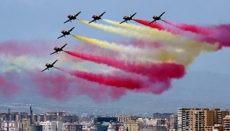 """Das nationale Ansehen Spaniens, die """"Marke Spanien"""", hat durch die Auswirkungen der Pandemie gelitten. Foto: EFE"""