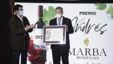 "Preis ""San Andrés 2020"" geht an Weinkellerei Marba. Foto: Cabildo de Tenerife"