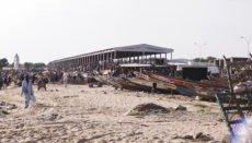 Die Familie des verstorbenen Doudou lebt in M'bour im Senegal. Foto: KVDP