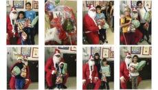 Weihnachtsfest im Kinder-Tageszentrum Padre Laraña