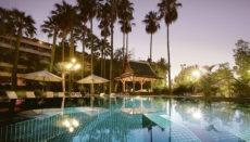 Das Hotel Botánico & The Oriental Spa Garden in Puerto de la Cruz ist unter den kanarischen Hotels, die im Luxushotelführer Condé Nast Johansens vorgestellt werden. Foto: Hotel Botánico